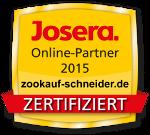 Josera Zertifikat