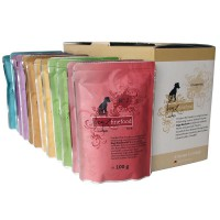 Dogz finefood Multipack Pouches 12x100g