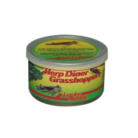 Lucky Reptile Herp Diner Grashoppers large 35g