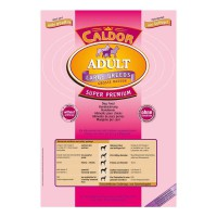 Caldor Dog Adult Geflügel Large Breeds 15 kg