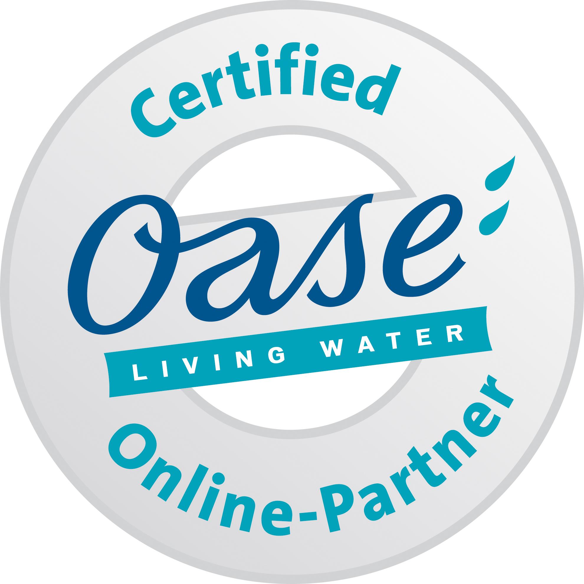 Oase zertifizierter Partner